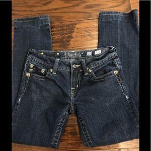 Miss Me jeans, gorgeous, different embellishment